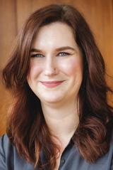 Headshot of Forklift Danceworks Board Member Julie Remde