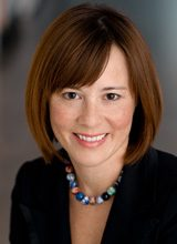 Headshot of Forklift Danceworks Board Secretary Lisa Lee